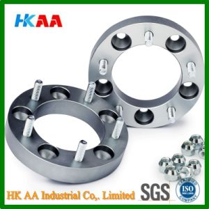 CNC Machining Engineering Wheel Spacers, High Precision Wheel Spacers pictures & photos