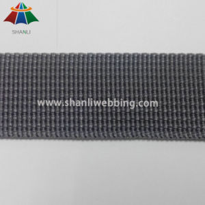 1 Inch Grey Grooved Polypropylene Webbing for Helmet pictures & photos