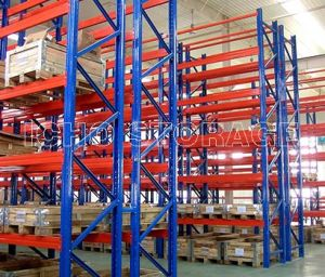 Heavy Duty Pallet Racking with Adjustable Beam pictures & photos