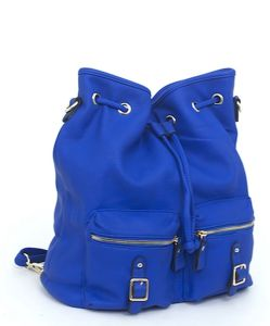 Good Syle with Two Front Pocket Handbag Stylish Handbag Backpack pictures & photos