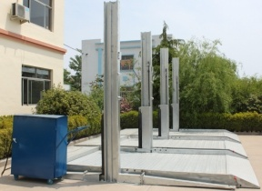 Two Post Car Parking with Ce pictures & photos