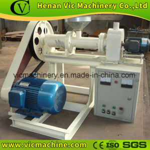 PHJ-65 floating fish feed pellet machine price with 80-100kg/h pictures & photos
