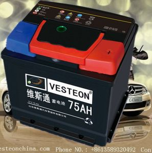 China 12V Mf Cheap Auto Car Batteries pictures & photos