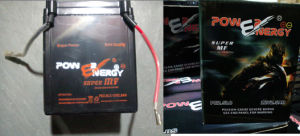 Cp2.5LC 12V2.5ah Sealed Lead Acid Maintenance Free Motorcycle Battery pictures & photos
