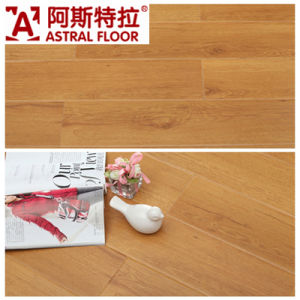 Crystal Diamond Surface (Great U-Groove) Laminate Flooring (AB2035) pictures & photos