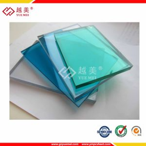 Ge Lexan /Sabic Raw Material of Polycarbonate Sheet with 10 Years Warranty pictures & photos