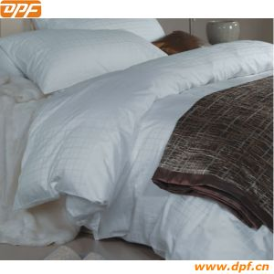 Plain White Bed Sheet Wholesale Made in China (DPF9022) pictures & photos