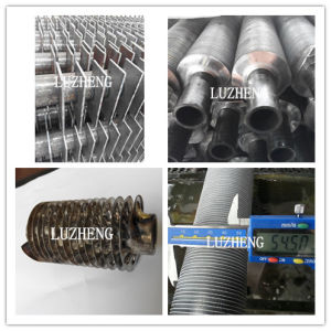 Aluminum Fin Tube, Al Fin Tube, Extruded Spiral Fin Tube pictures & photos