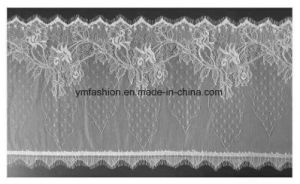 Hot Sell Fashion Eyelash Lace for Garment Dress 007 pictures & photos
