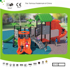 Kaiqi Medium Sized Forest Themed Children′s Playground (KQ30143A) pictures & photos