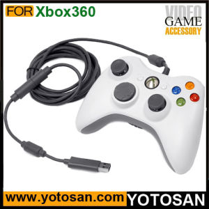 USB Wired Gamepad Controller for Microsoft xBox 360 & Slim pictures & photos
