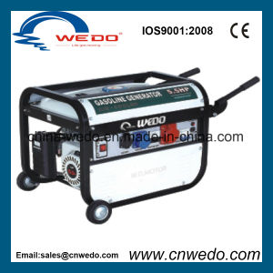 2kw/2500W/2.8kVA Gesoline Generator with Handle and Wheels pictures & photos