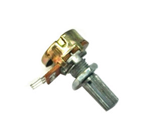 Carbon Precision Linear Potentiometer Wh-148-1A-2-18t/Rotary Potentiometer pictures & photos