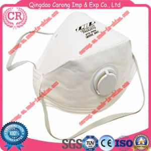 Activated Carbon Filter Surgical Face Mask with/Without Valve pictures & photos