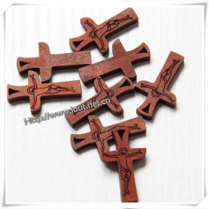 Hot Sell Religious Wood Cross (IO-cw027) pictures & photos