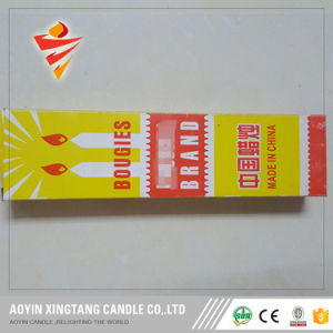 Competitive Price Cheap Wax White Candles pictures & photos