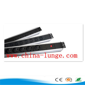 Intelligent PDU for Network Cabinet Smart Power Distribution Unit pictures & photos