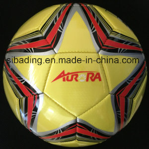 Fancy Design TPU Forming Machine Stitch Soccer/Football pictures & photos