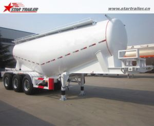 45cbm Cement Silo Tanker Trailer / Cement Bulker pictures & photos
