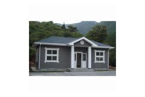 Steel Modular Family House pictures & photos