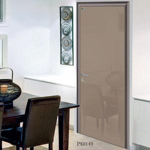 Latest Design Wooden Doors Interior Aluminum Office Door Manufacturers pictures & photos