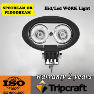High Lumens Auto 20W LED Working Light