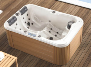 2014 New Style Square Tub Massage Outdoor SPA (JL082) pictures & photos