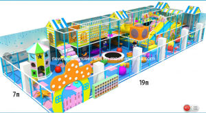 Indoor Playground (NC-IP206) pictures & photos