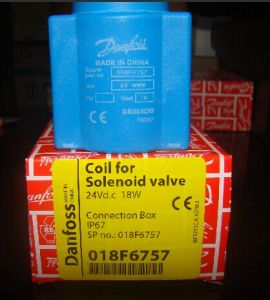 Danfoss Solenoid Valve Coil (018F6757) pictures & photos