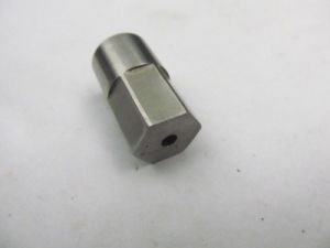 High Quality Water Jet Pure Water Cutting Head Spare Parts Nut pictures & photos