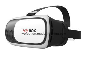 White Refined Appearance 3D Vr Box Glasses Vr Case pictures & photos