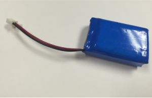 3.7V 1800mAh Li-ion Li-Polymer Battery 103450 pictures & photos