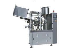 Module Tube Filling&Sealing Machine pictures & photos