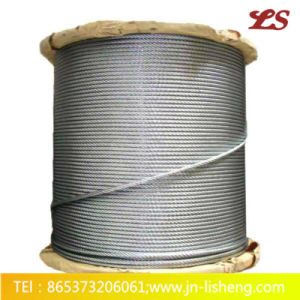 8*19s, 8*19W Elevator Steel Wire Rope pictures & photos