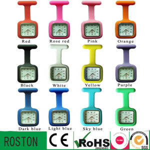 Good Quality Water Proof Medical Promotional Nurse Watch pictures & photos