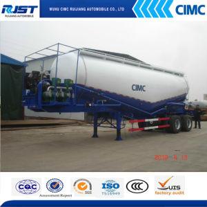 40m3 Cement Tank Semi-Trailer/Powder Tank Semi-Trailer pictures & photos