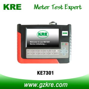Class 0.3 Handheld Three Phase Reference Standard Meter with Clamp CT Current Input pictures & photos