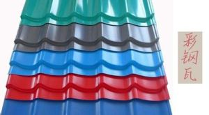 Double Deck Roof Sheet pictures & photos