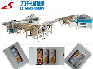 Fast Speed Automatic Weighing & Bundling Lines Noodles Packaging Machine pictures & photos