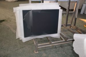 High Temperature Silk Screen Painted Glass with RoHS Ceritificate pictures & photos