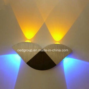 Seven Colors LED Wall Lamp/Light for Living Room pictures & photos