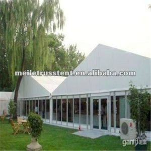 Big Outdoor Event Marquee Party Pagoda Wholesale Wedding Glass Tent pictures & photos