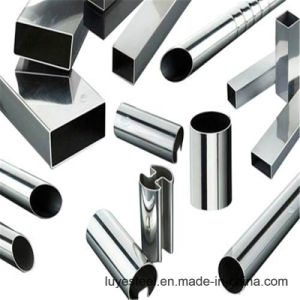 SUS 201 304 Stainless Steel Pipe Welded Tube pictures & photos
