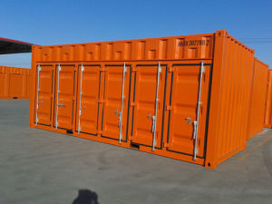 20ft Lock Lever Storage Container pictures & photos