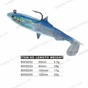 Bullet Shape Lead Fish Fishing Lure (BWSD) pictures & photos