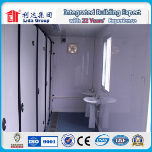 Separate Construction Site Labor Toilet pictures & photos