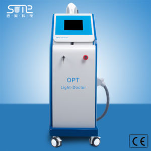 Beauty Equipment for Sale with Opt IPL Shr Hair Removal Acne Scar Skin Rejuvenation Salon Machine pictures & photos