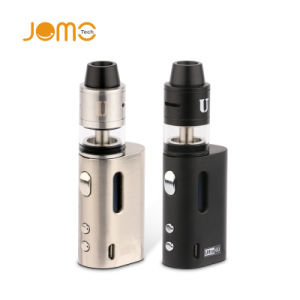 Jomo 2016 New Product Rdta DIY Box Mod Kit 60W Ultra 60 Tc Vaporizer pictures & photos