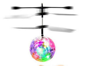 Flying Ball Mini Drone Helicopter Ball Built in Shinning Whirly Ball LED Ball pictures & photos