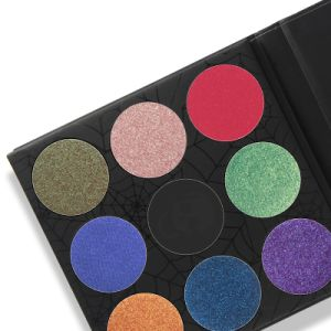 9 Colors Eyeshadow Palette Matte Diamond Glitter Eye Shadow Makeup Set Es0305 pictures & photos